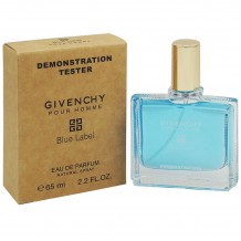 Тестер ОАЭ Givenchy Blue Label Pour Homme, edt., 65 ml
